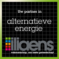 Iliaens uw partner in alternatieve energie